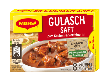 Maggi Gulaschsaft