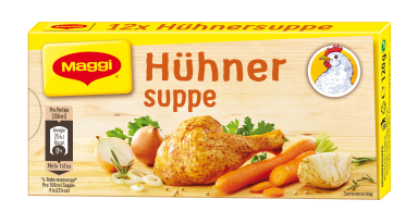 Maggi Hühnersuppe
